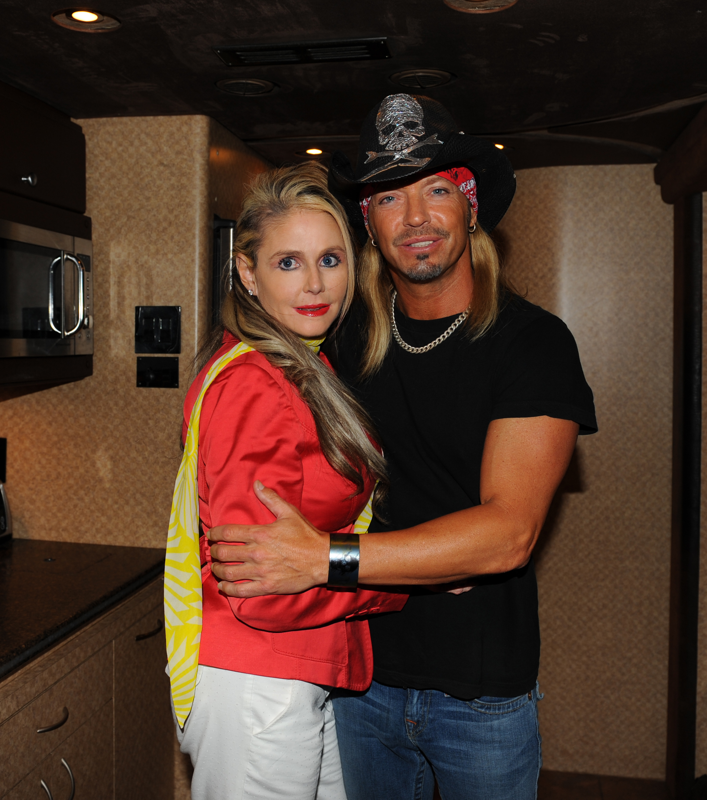 Bret Michaels & Michelle