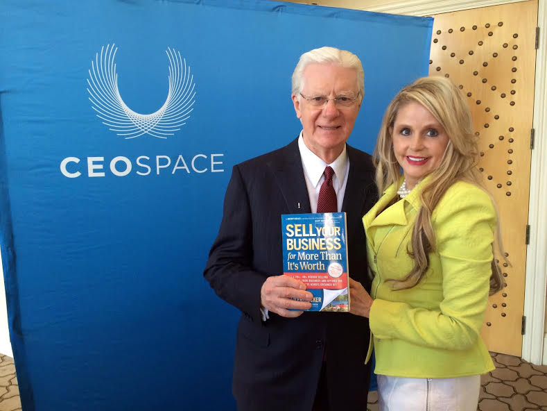 Michelle Seiler-Tucker with Bob Proctor, international bestselling author of